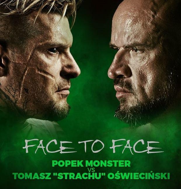 KSW 40 (Popek vs Oświeciński face to face)