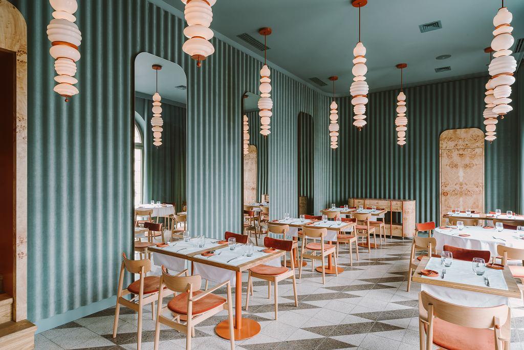 Polska restauracja wśród najpiękniejszych lokali świata. Docenił ją prestiżowy magazyn.