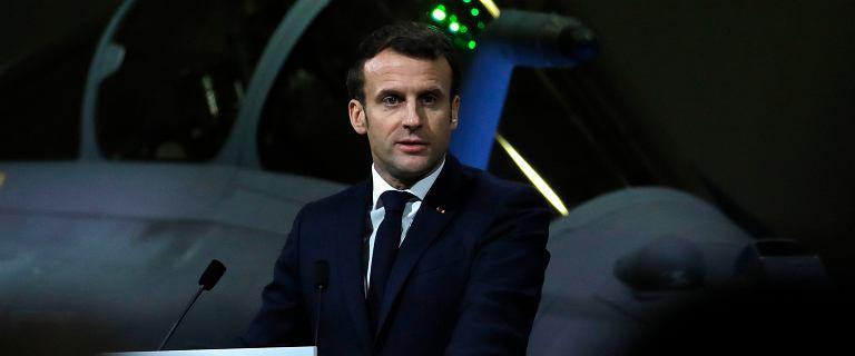Emmanuel Macron niedługo odwiedzi Polskę. Znany jest dokładny termin wizyty