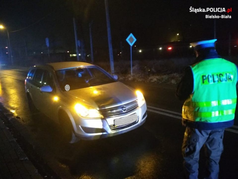 53-latka została potrącona w Czechowicach-Dziedzicach przez samochód