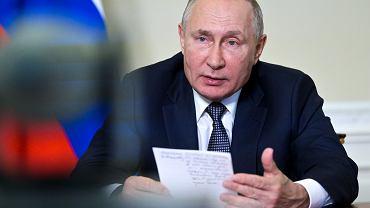Ceny gazu. Gigantyczne podwyżki przed nami. W tle Putin i Nord Stream 2