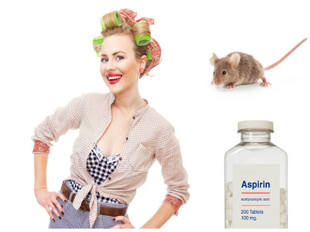 Wystarczająco Dobra Pani Domu: Aspiryna