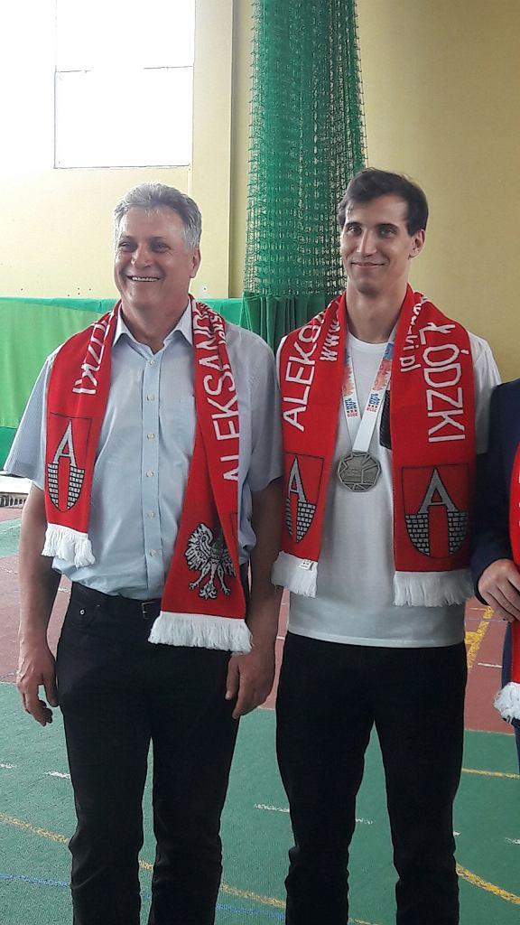 Zdzisław Hoffmann i Karol Hoffmann
