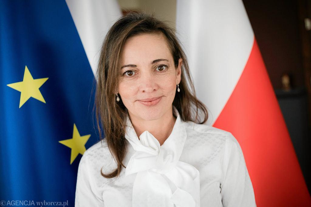 Sędzia Dagmara Pawełczyk-Woicka