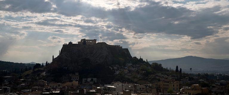Grecja. Piorun uderzył w Akropol. Cztery osoby poszkodowane