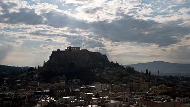 Grecja. Piorun uderzył w Akropol. Cztery osoby został poszkodowane