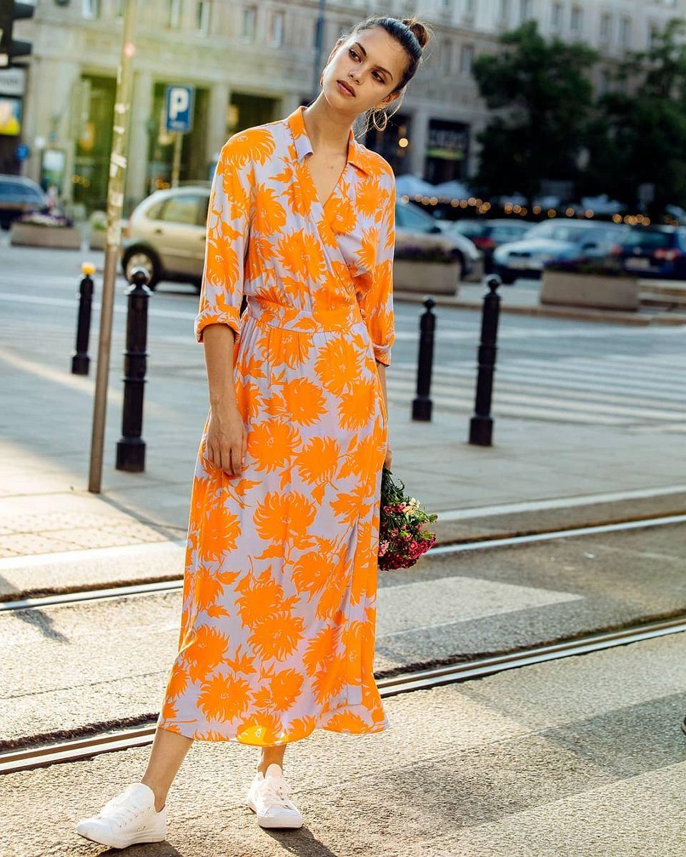 808464df2edc5f Osiem sukienek na lato z popularnych sieciówek: moje hity na wakacje