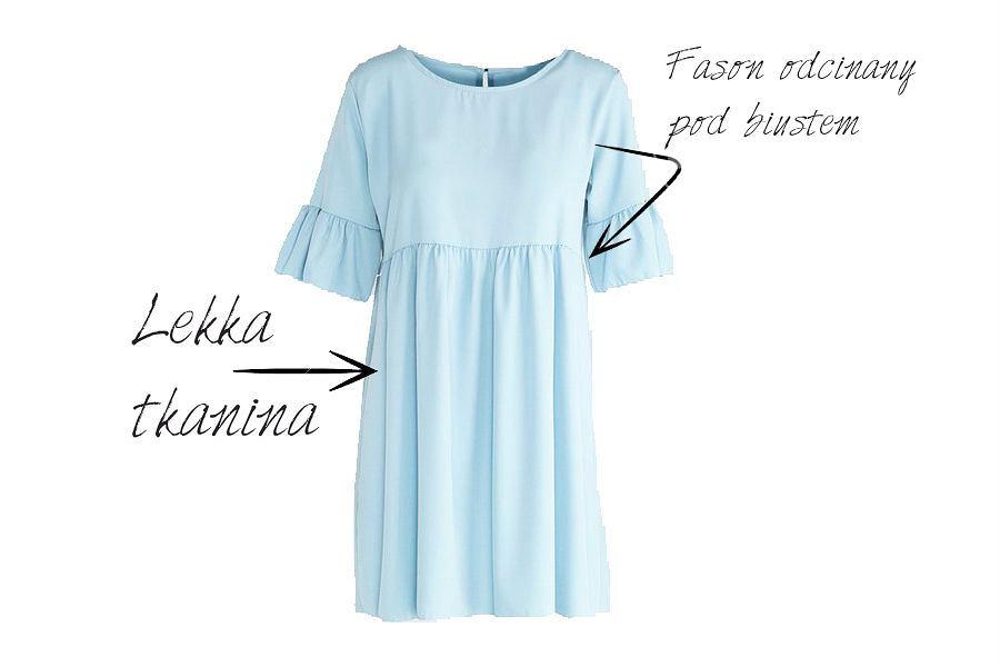 Zwróć uwagę na te elementy sukienki