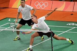 Rio 2016. Adam Cwalina przegrał drugi mecz w turnieju badmintonistów