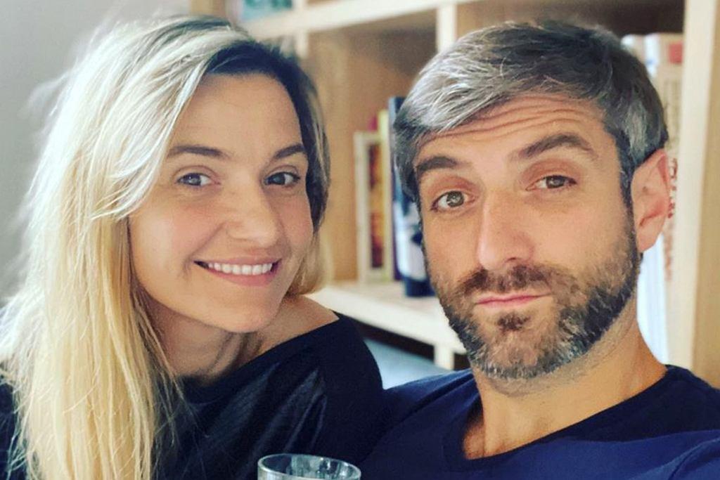 Maciej Dowbor i Joanna Koroniewska