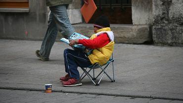 Berlin wprowadza zakaz żebractwo dzieci