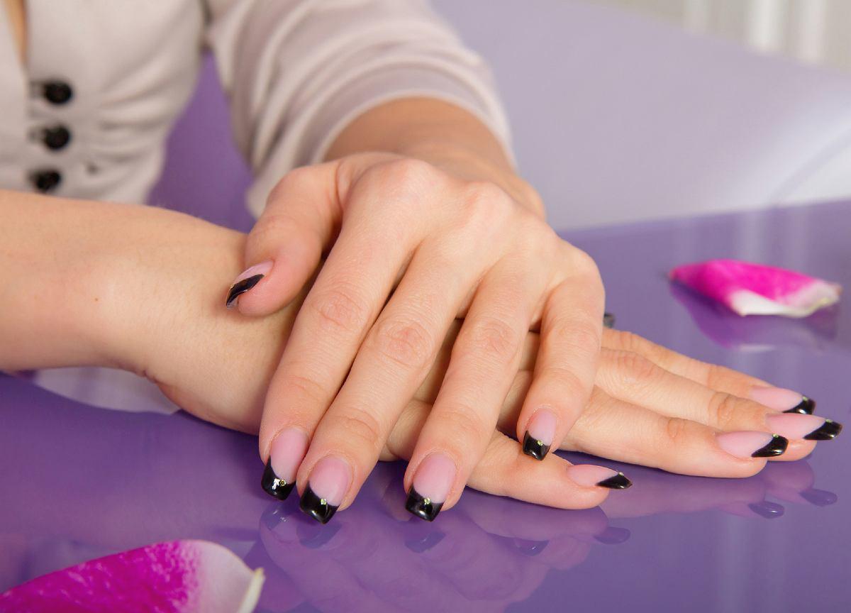 Permalink to Paznokcie Francuski Manicure