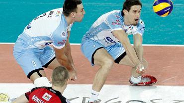 Marcin Waliński, tu jeszcze w barwach Transferu Bydgoszcz