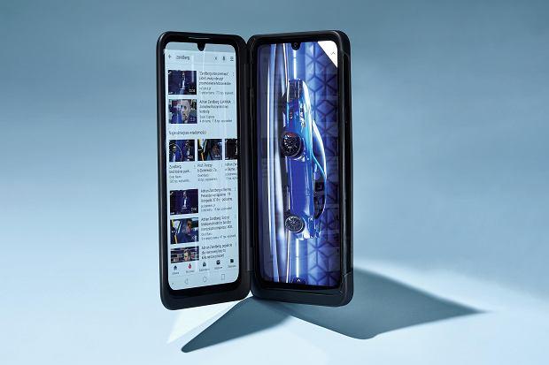 Dwuekranowce - nie tylko smartfony!