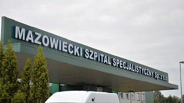 Mazowieckie Szpital Specjalistyczny w Radomiu