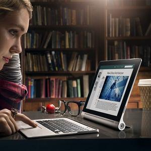 Lenovo Yoga: tablet inaczej