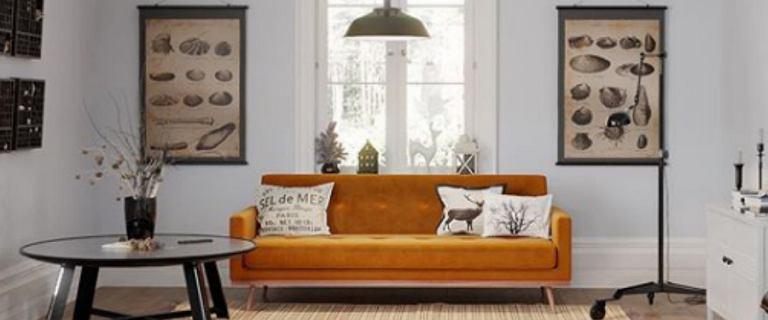 Planujesz zakup nowej sofy? Mamy 5 najładniejszych modeli w modnych kolorach