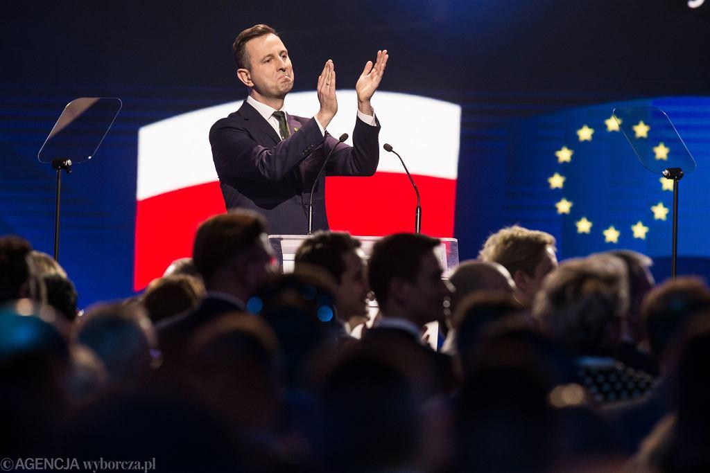 Konwencja wyborcza Koalicji Europejskiej