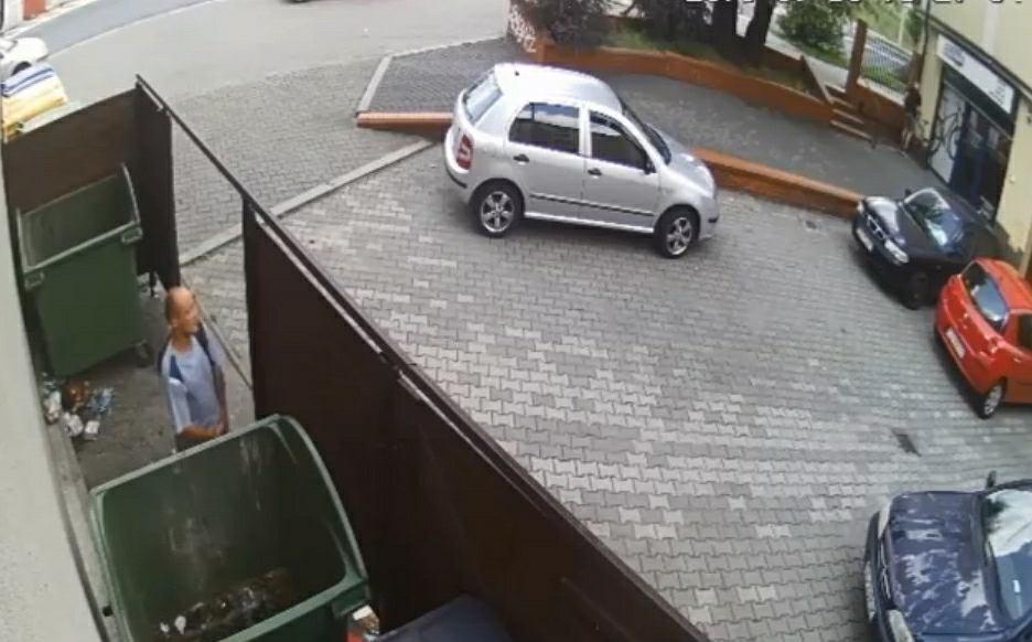 Gliwice. Policja szuka złodzieja roweru