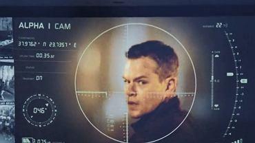 "Kadr z trailera filmu ""Jason Bourne"""
