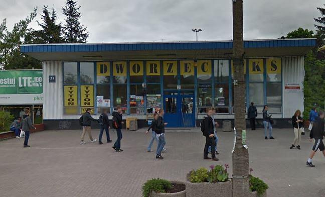 Dworzec PKS w Ostrołęce