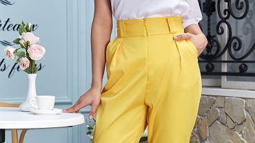 Spodnie marchewki