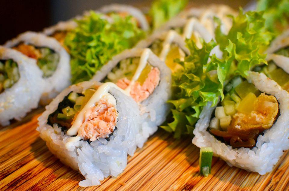 Gejsza Sushi Czyli Japońskie Bogactwo Smaków Apetyt Na łódź