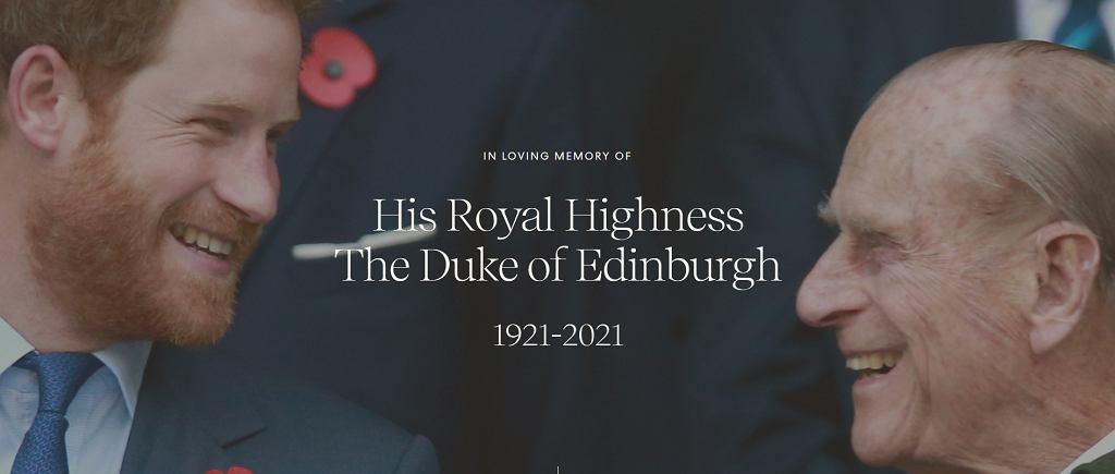 Książę Harry, książę Filip