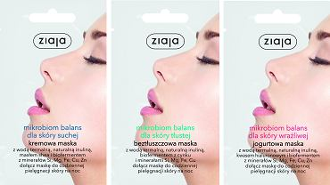 Maski od marki Ziaja