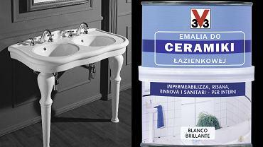 Emalia do ceramiki sanitarnej, V33