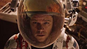 """""""Marsjanin"""" - w roli głównej Matt Damon, reżyseruje Ridley Scott"""