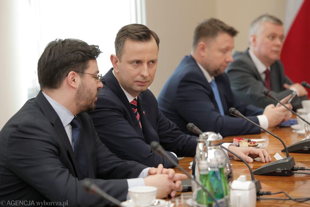 Władysław Kosiniak-Kamysz: w Senacie możemy postawić PiS pod ścianą