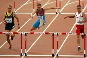 MŚ w lekkoatletyce. Patryk Dobek awansował do półfinału biegu na 400 metrów przez płotki