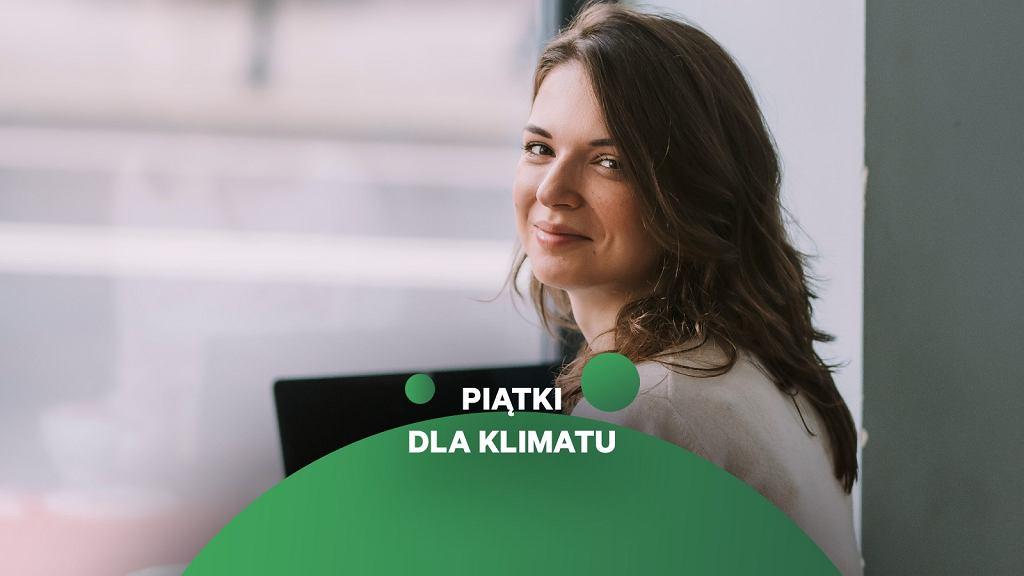 Agnieszka Bukowska, autorka książki 'Less Waste Polska'