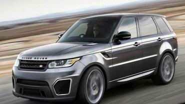 Czy tak będzie wyglądał Range Rover Sport RS?
