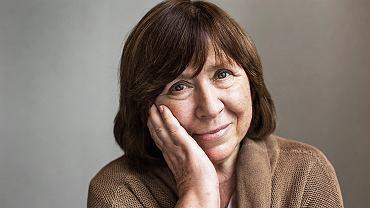 Pisarka Swietłana Aleksijewicz