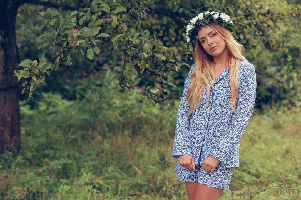 Piżama (Fot. Materiały promocyjne Lunaby)