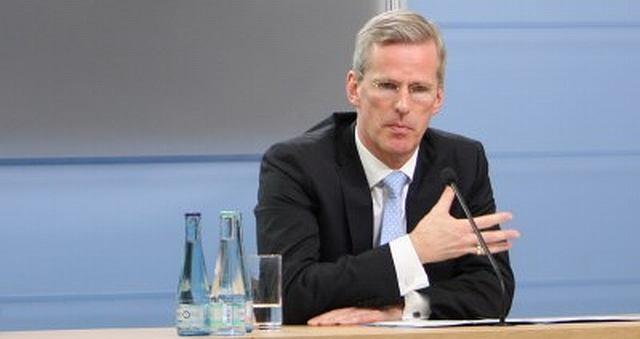 Clemens Binninger, przewodniczący Parlamentarnego Gremium Kontrolnego ds. tajnych służb
