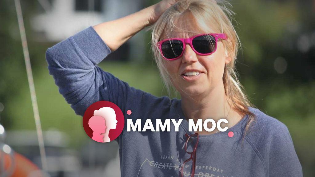 Monika Zamarlik - mama córki z cukrzycą typu 1, prezes Federacji Diabetyków