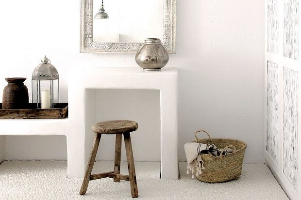 Łazienka w orientalnym stylu to nie tylko misz-masz wzorów i kolorów