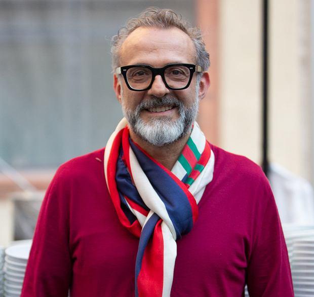 Massimo Bottura, jeden z najlepszych szefów kuchni na świecie, na zaproszenie Fine Dining Week odwiedził w tym roku w lutym Warszawę