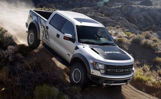 Ford Raptor SuperCrew SVT