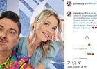 """Joanna Krupa na planie """"Top Model"""" w kombinezonie z popularnej sieciówki. To hit tego lata!"""