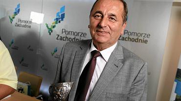 Prezydent Świnoujścia Janusz Żmurkiewicz