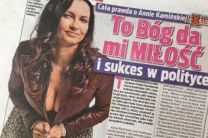 Anna Kamińska w sesji dla Super Expressu