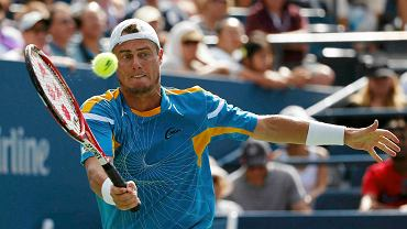 Lleyton Hewitt podczas US Open 2013