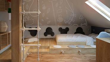 Ściany w pokoju dziecka - jak ozdobić?