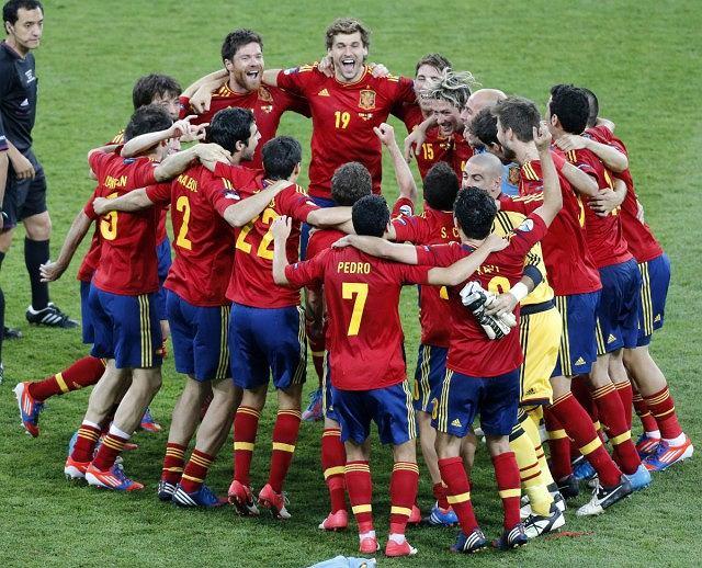 Hiszpańska drużyna