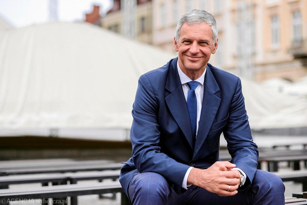 Wybory parlamentarne 2019. Paweł Poncyljusz, jedynka na liście Koalicji Obywatelskiej w Rzeszowie