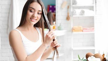 Kremowanie włosów